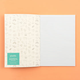 Notebook, 3 Pack  - Work it