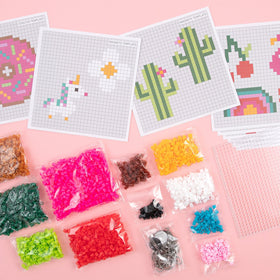 Super Melty Bead Kit, 9 Piece