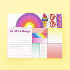 13 Pk Sticky Note Set - All the Things
