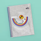 Spiral Notebook - Just Roll With It
