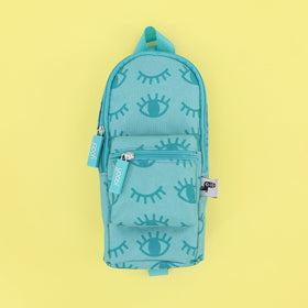 Backpack Pencil Case - Winky Eye
