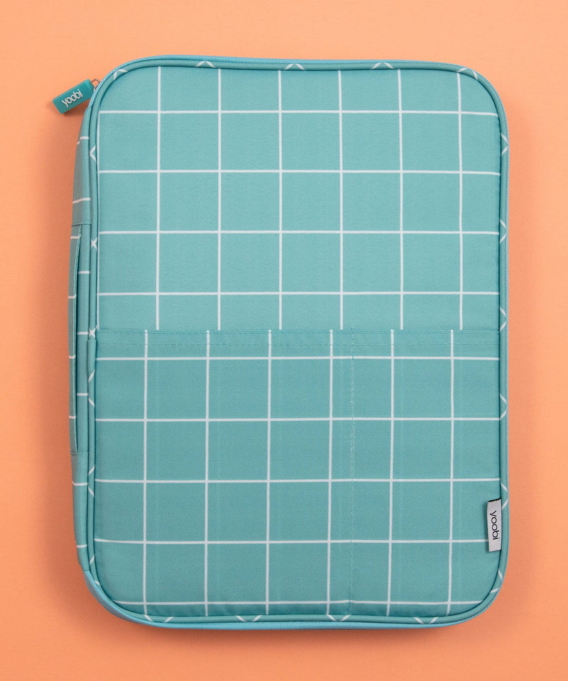 Document Organizer - Mint Grid
