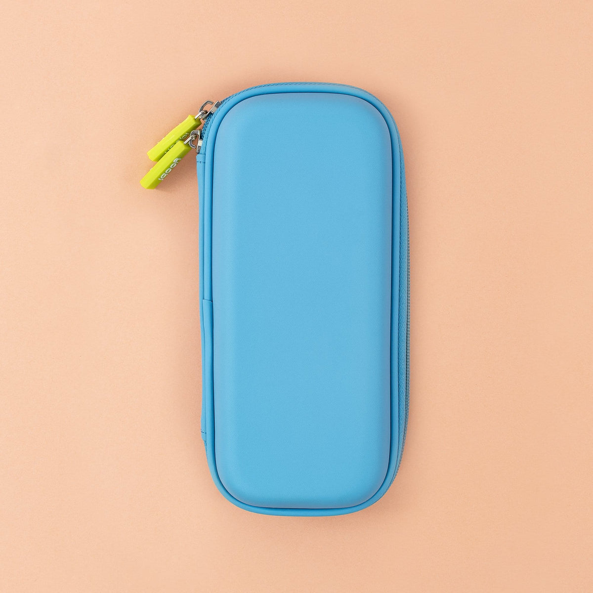 Small Molded Pencil Case - Blue
