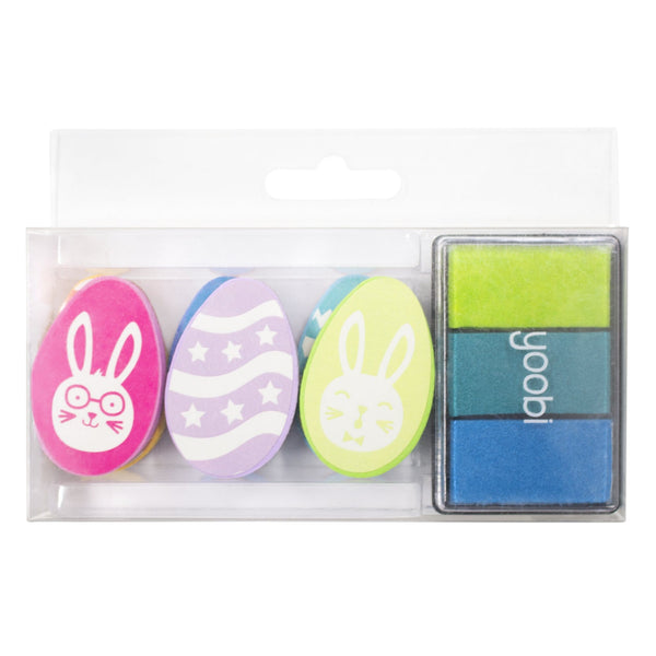 EGG STAMP SET, 6 PACK