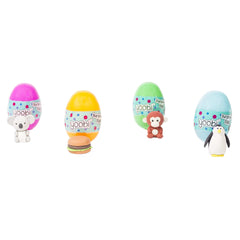 Surprise Egg Eraser Bundle