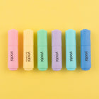 Mini Highlighters, 6 Pack - Pastels