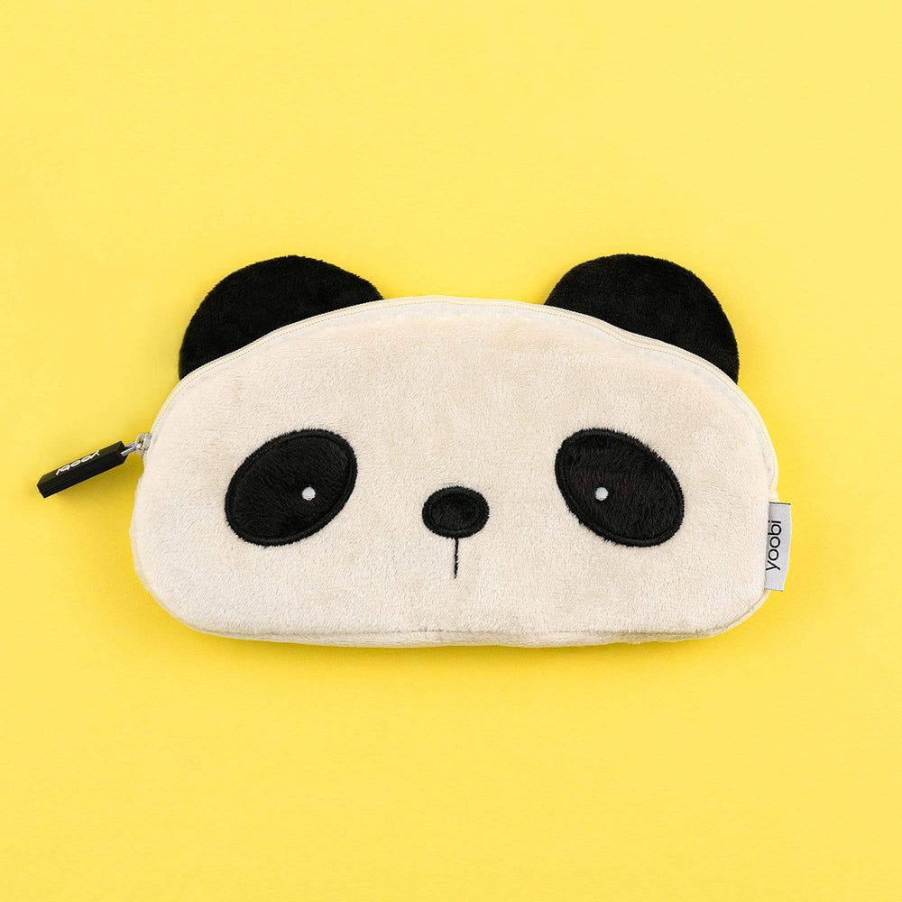 Pencil Case - Furry Panda