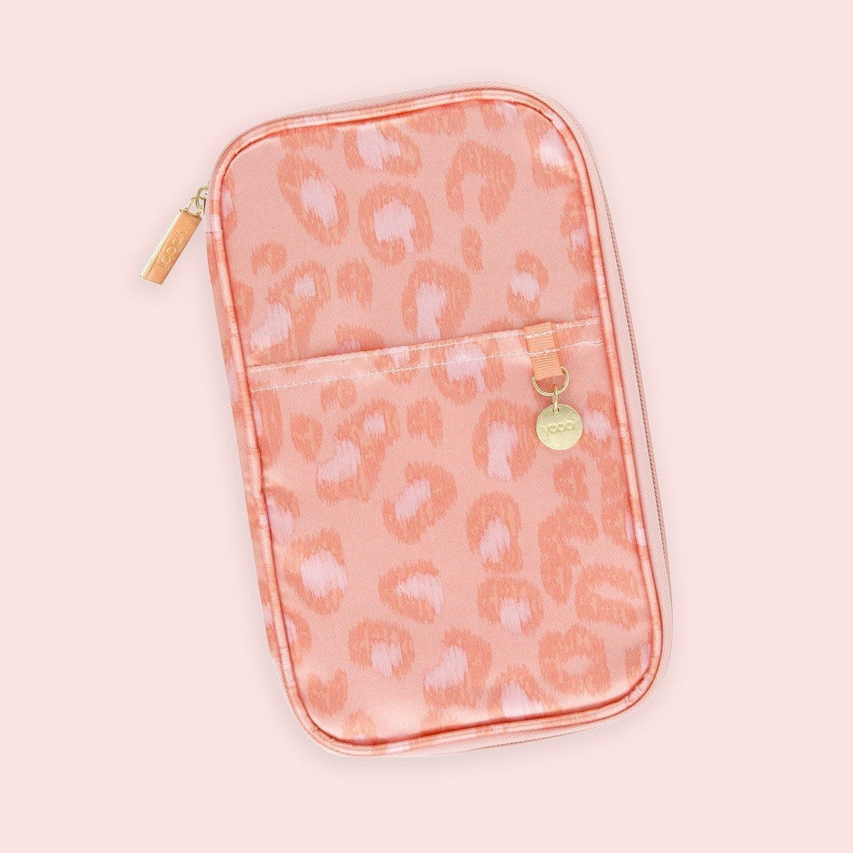 Pencil Organizer - Peachy Cheetah