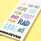 Sticker Book - Multicolor