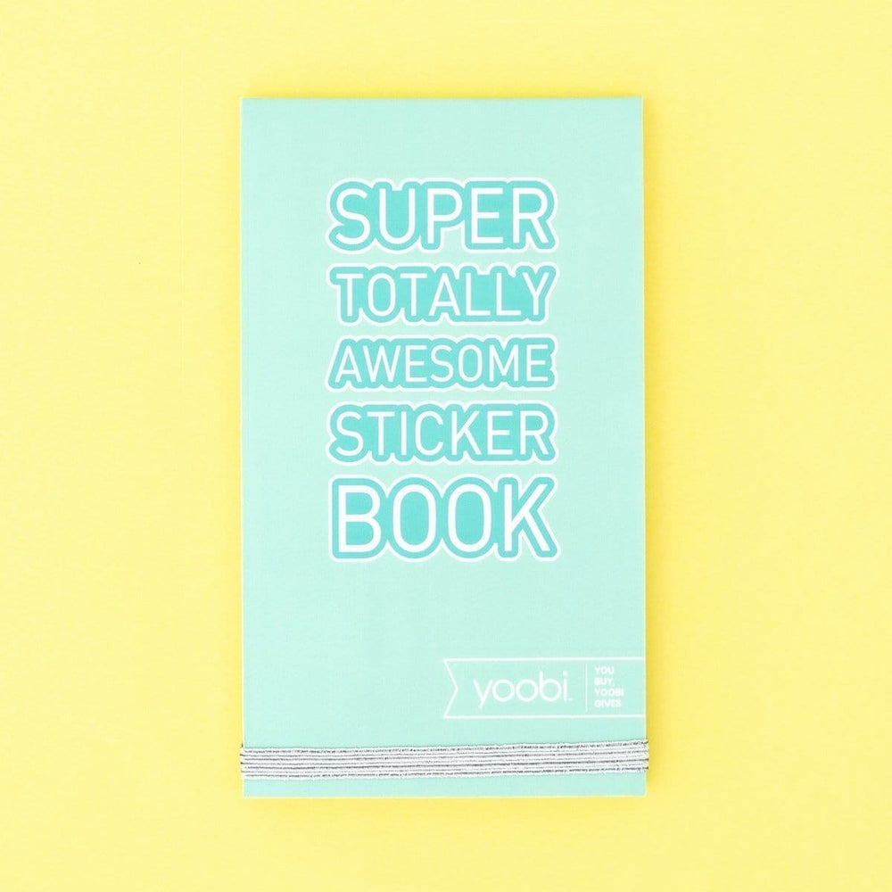 Sticker Book