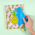 Spiral Notebook - Pineapple