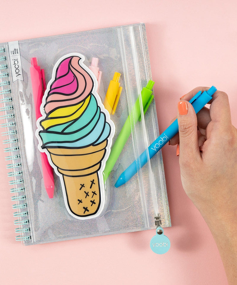 Spiral Notebook - Ice Cream