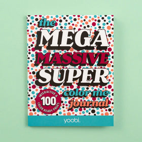 Mega Massive Color Journal