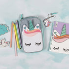 Pencil & Eraser Set - Rainbow Cloud