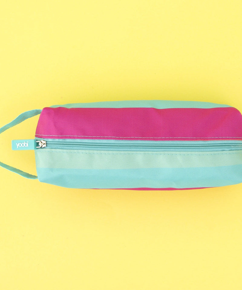 Pencil Case - Pastel Stripes