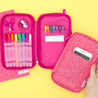 Pencil Organizer - Pink Lips