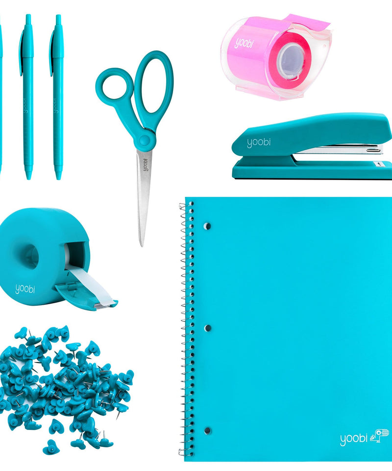 Office Starter Kit - Aqua