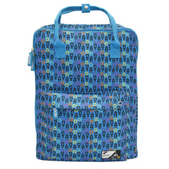 Yoobi x i am OTHER Top Handle Cargo Backpack - Blue Community Print