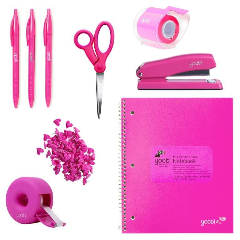 Office Starter Kit - Pink