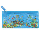Zip Pouch - Confetti Icon Window