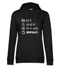 Lade das Bild in den Galerie-Viewer, Repeat | Frauen Hoodie