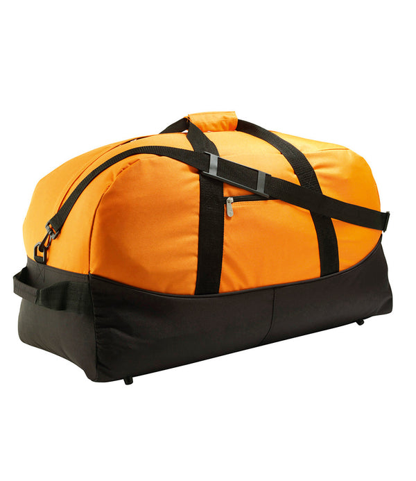 Orange  Stadium 72 Holdall
