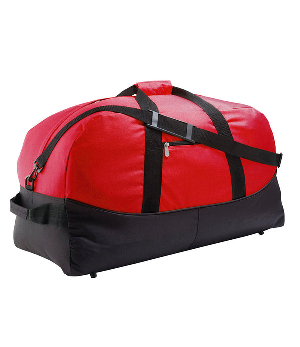 Red  Stadium 72 Holdall