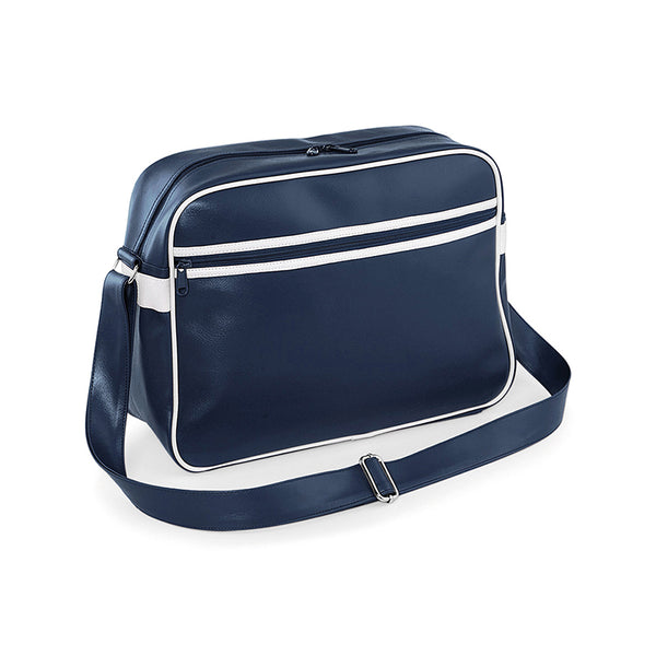 Blue Original Style Retro Messenger Bag