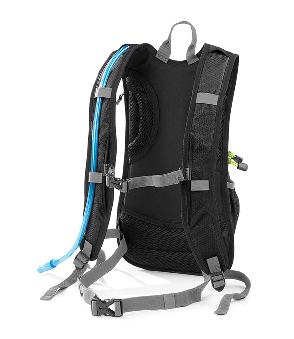 Quadra SLX Hydration Pack carry straps