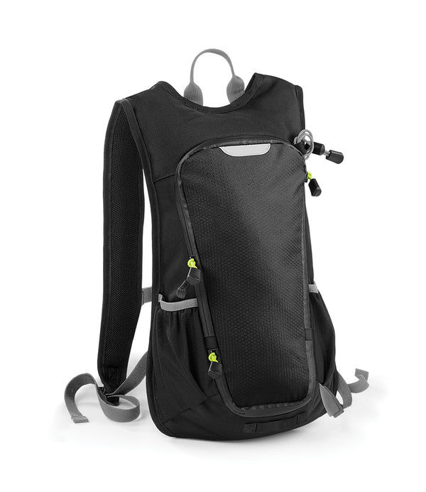 Quadra SLX Hydration Pack padded straps