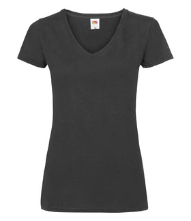 Personalised Ladies V-Neck T-Shirt