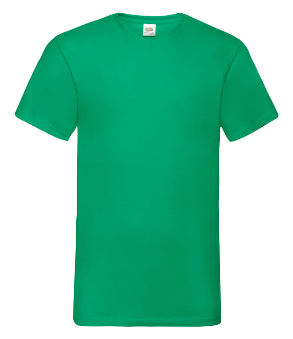 Mens printed green t-shirt Aldershot