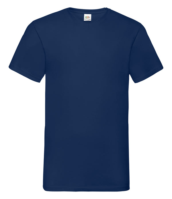 Printed navy blue t-shirt Aldershot