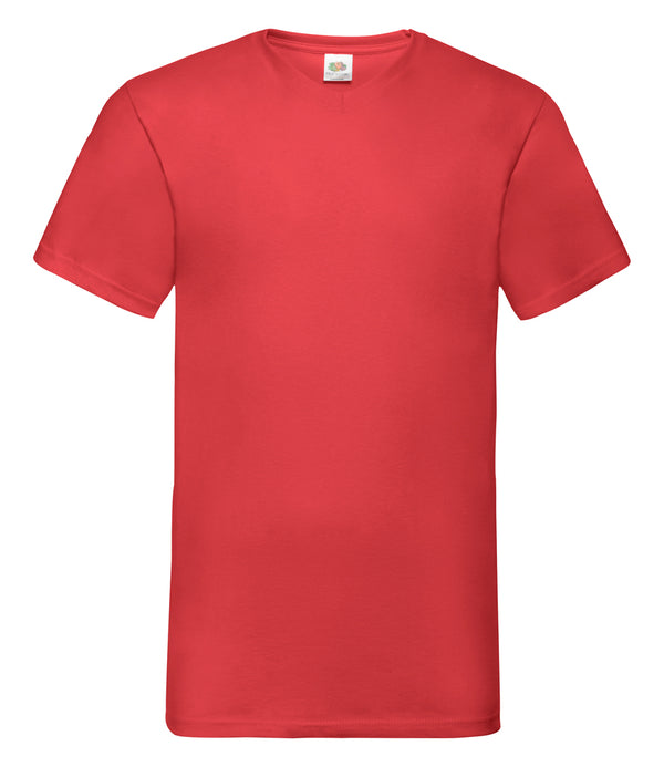 Red Aldershot football t-shirt