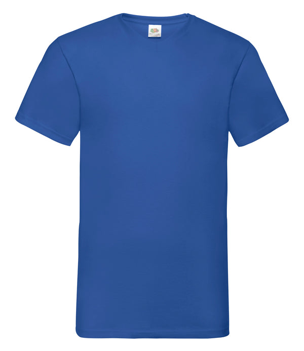 Royal blue custom t-shirt