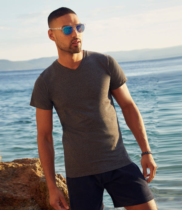 Mens v-neck t-shirt in Hampshire