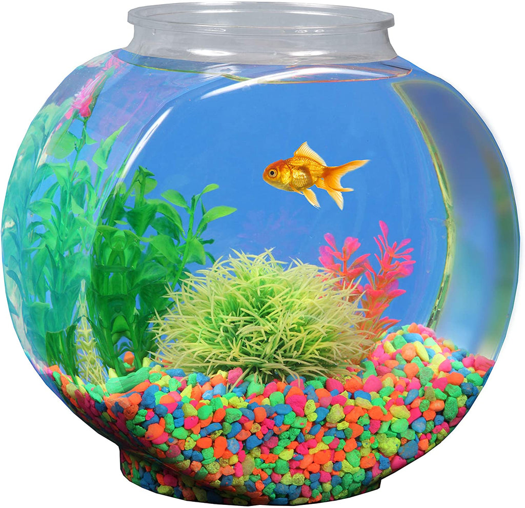 1-Gallon Fish Bowl