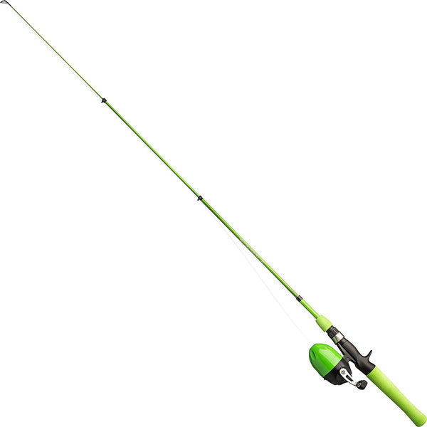 Beginner Fishing Pole Set with Tackle and Fishing Gear