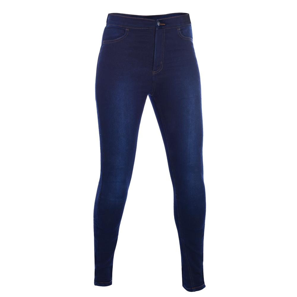 Oxford - Super Jeggings - Indigo Short Leg