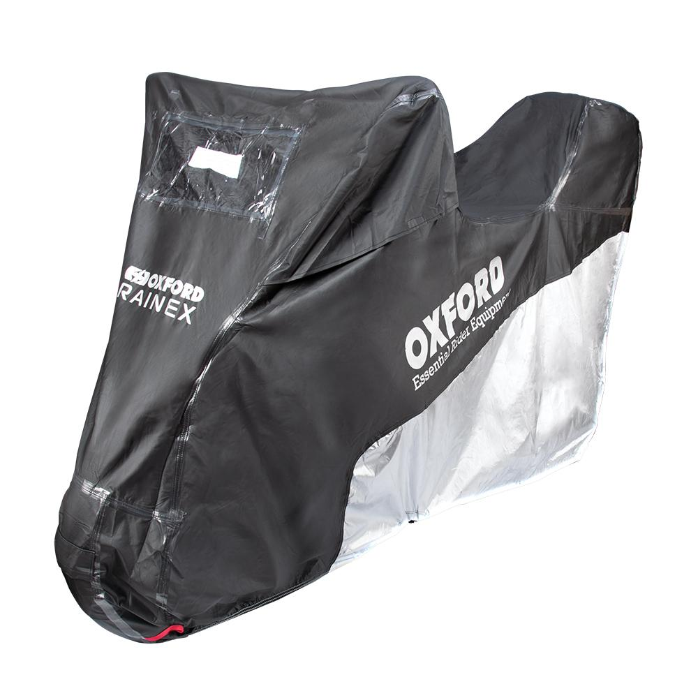Oxford - Rainex Outdoor Cover - (Bikes With Topbox) £54.99-£84.99