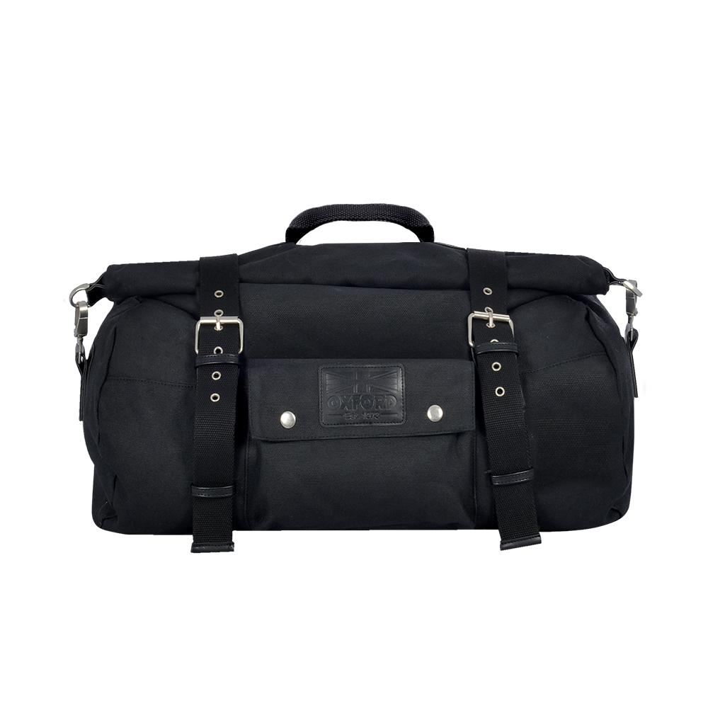 Oxford - Heritage Roll Bag 20L - Black