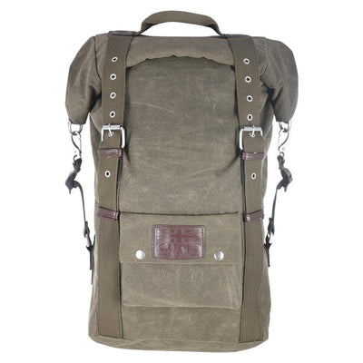 Oxford - Heritage Backpack 30L - Black / Khaki