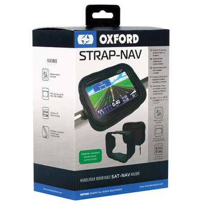 Oxford - Strap-Nav Sat Nav Holder