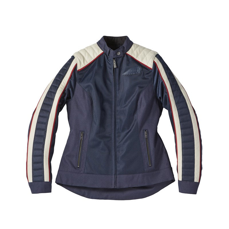 Indian Ladies Arizona Mesh Jacket - Blue