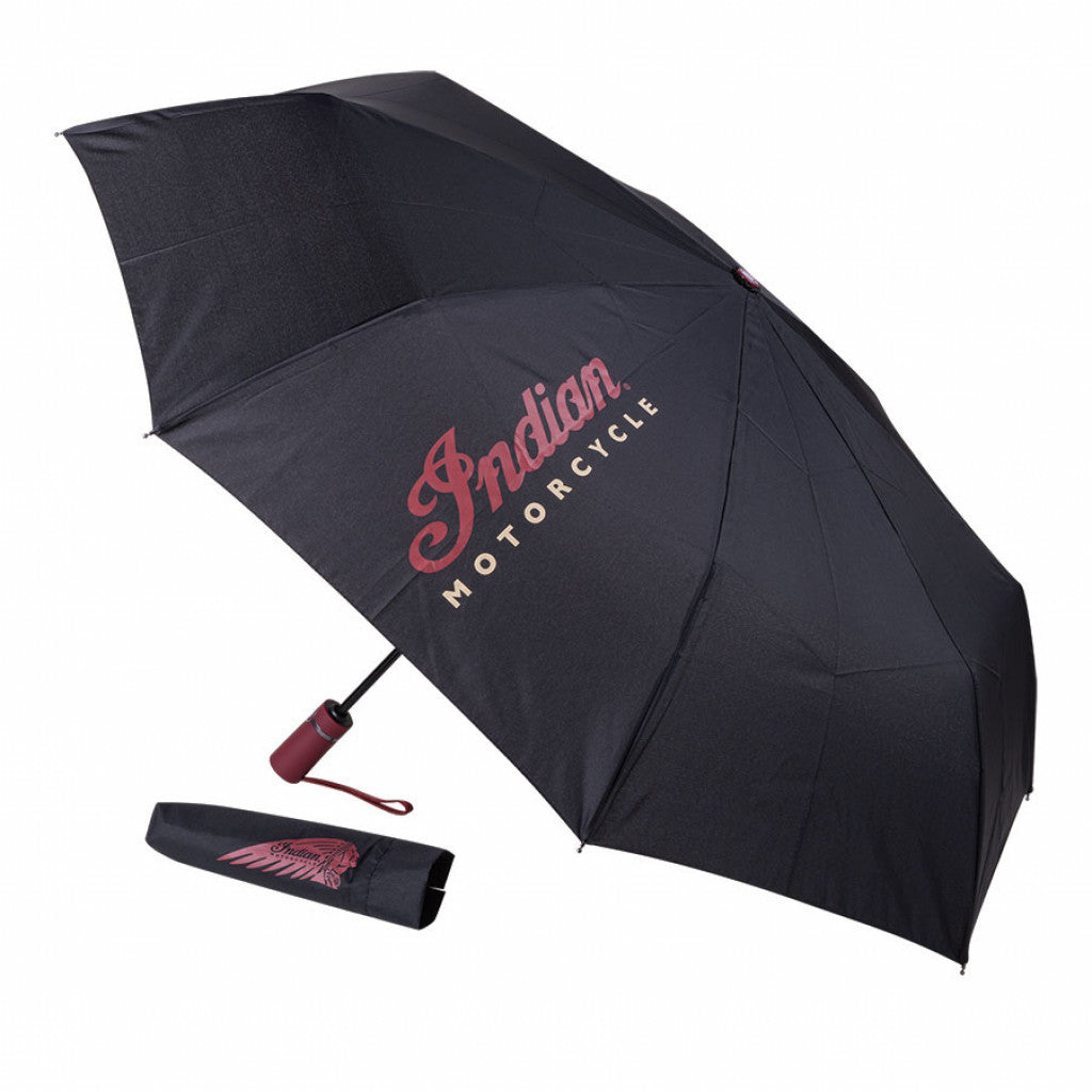 Indian Motorcycles Logo Umbrella