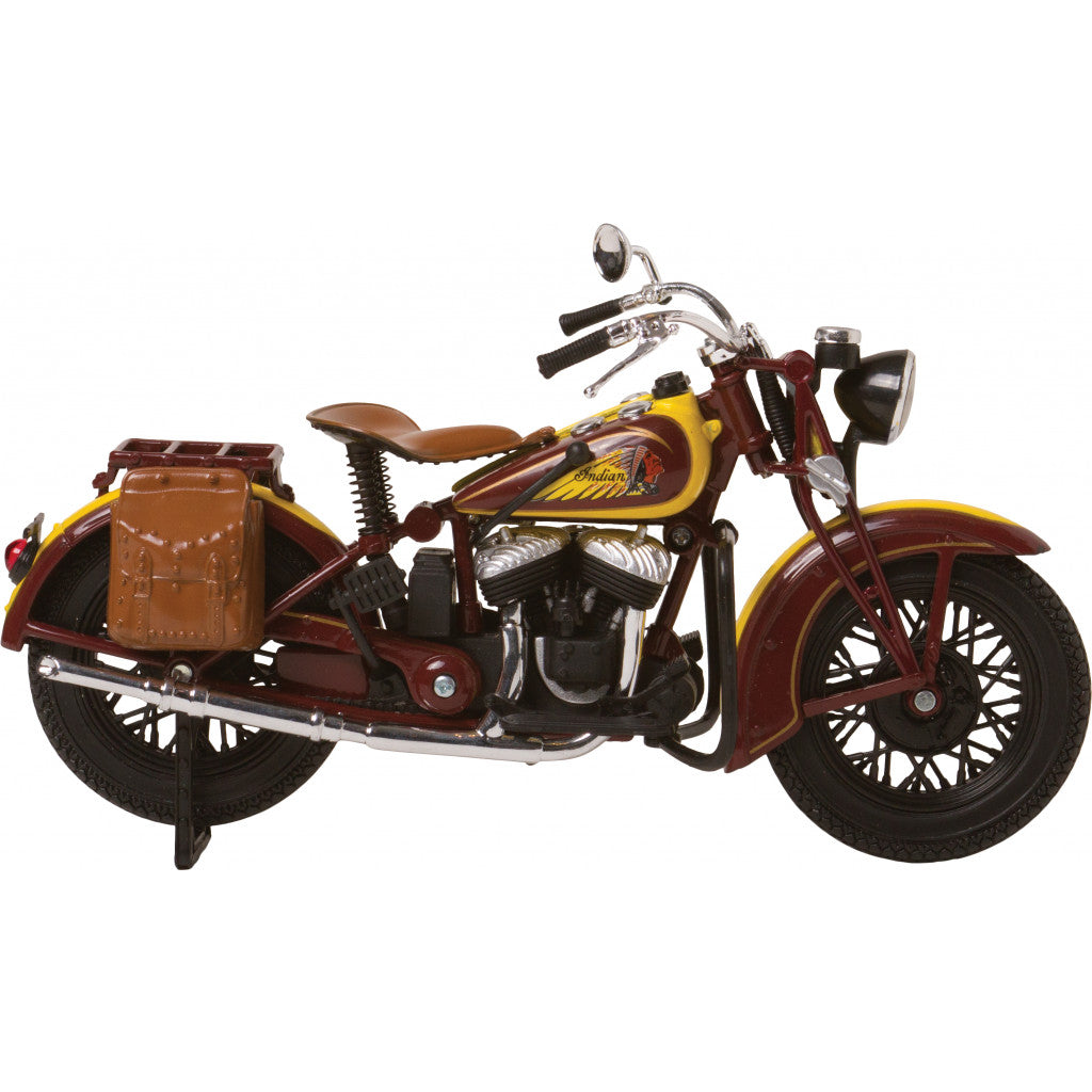 Indian Sport Scout 1:12 Scale Model