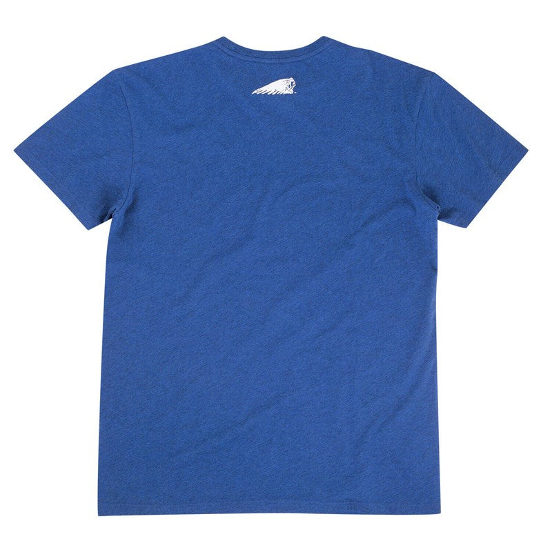 Indian Mens Bolt T-Shirt - Blue **SALE** Now Only £30