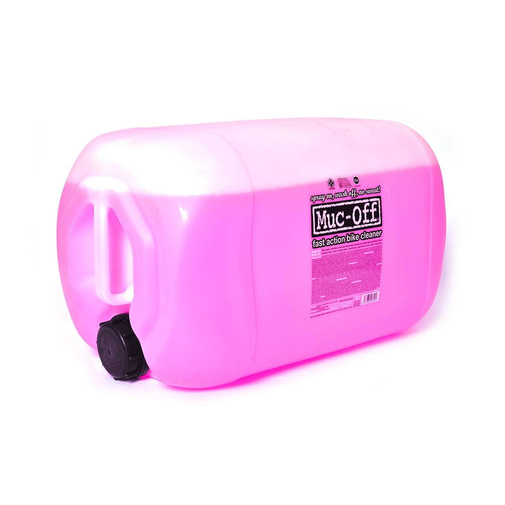 Muc-Off Nano Tech Bike Cleaner 25Ltr