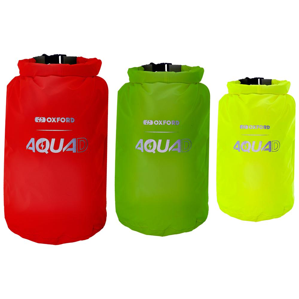 Oxford - Aqua D WP Packing Cubes (x3)
