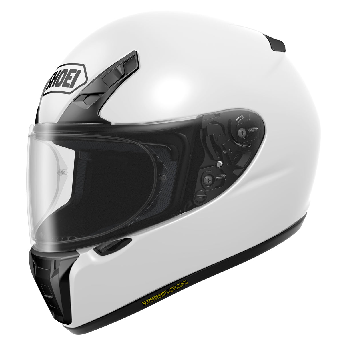 Shoei RYD White Large SAVE 5% on RRP - Now only £284.99